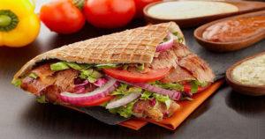 kebab sicuro e sano prodotto con carne italiana controllata e certificata